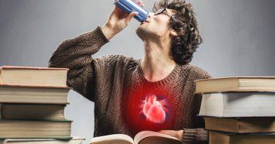 Pressão arterial e o risco das bebidas energéticas