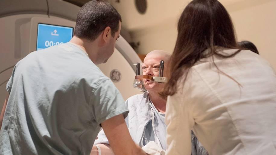 Ultrasom para tratar a doença de Alzheimer