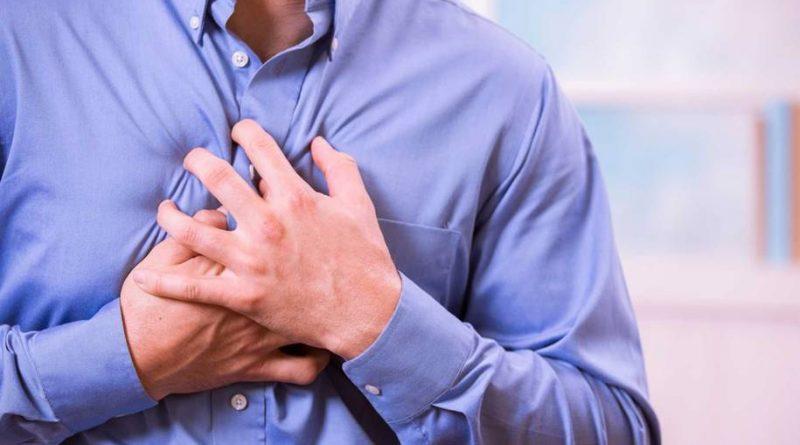 parada cardíaca fatal