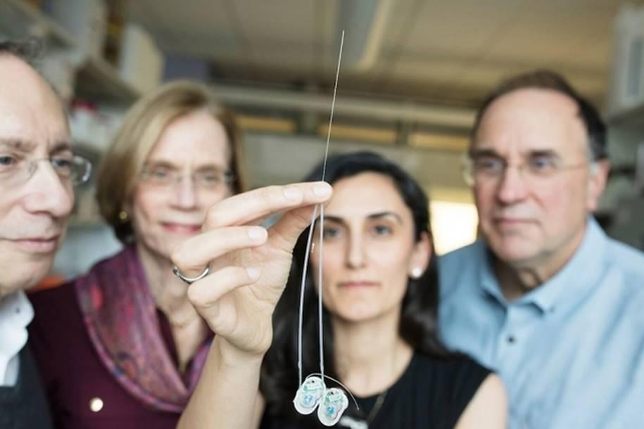 Agulhas robóticas e flexíveis são usadas para tratamento de câncer