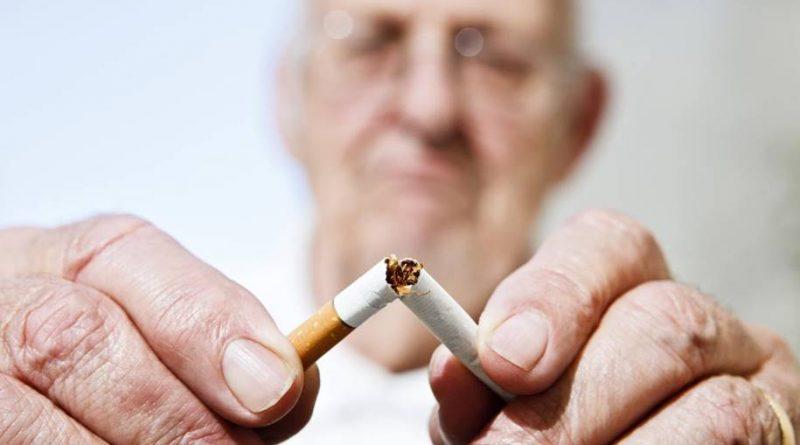 Fumar e o envelhecimento precoce