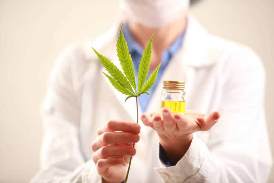 Cannabis para alívio da dor e insônia