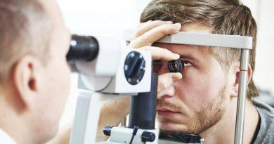 Esperança para restaurar a visão em vítimas de queimaduras no olho
