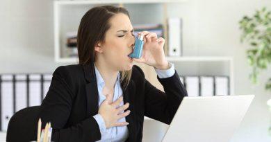 Estudo revela - 75% dos trabalhadores com asma não rendem o esperado
