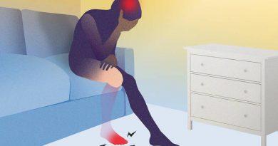 Terapia do espelho para eliminar a dor do membro fantasma