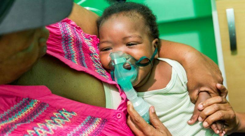 Vírus causam a maior parte da pneumonia infantil!