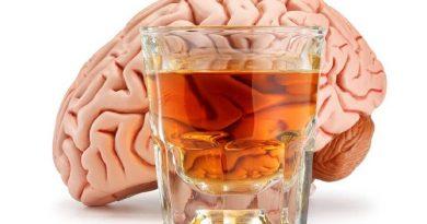 Como as ressacas reduzem a função cerebral