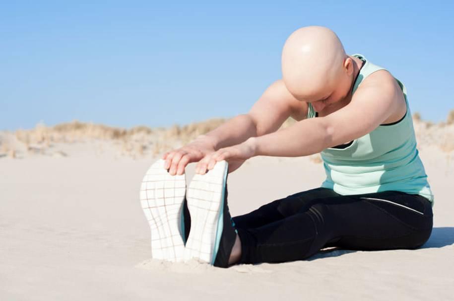 Exercícios durante a quimioterapia para retardar a progressão da doença