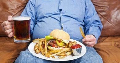 O risco de câncer em obesos é duas vezes maior
