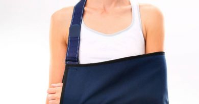 O uso de uma tipóia pode substituir a cirurgia para fraturas do ombro