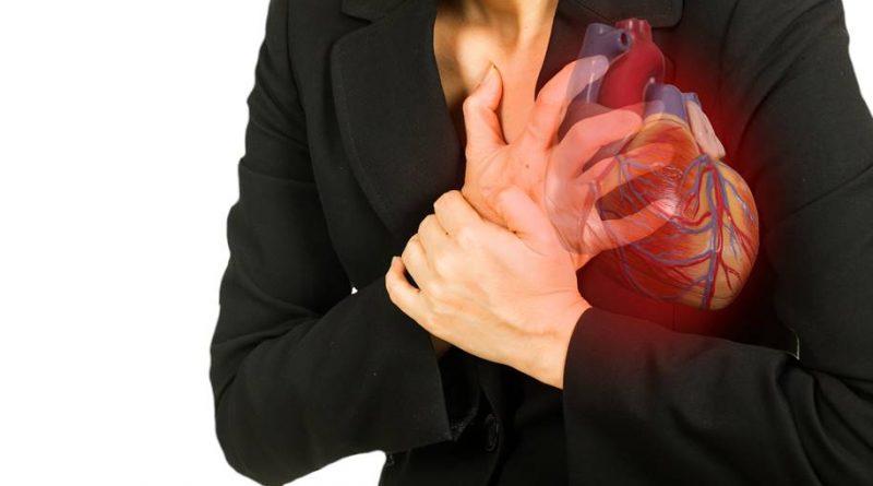 estudo mostra que o ataque cardíaco em mulheres apresenta sintomas típicos