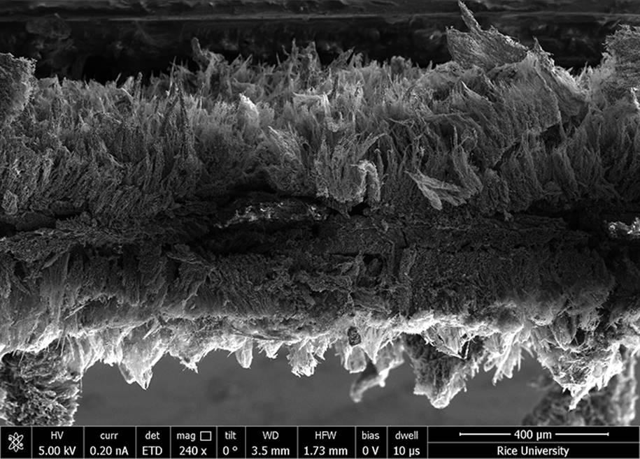 Filtros de grafeno