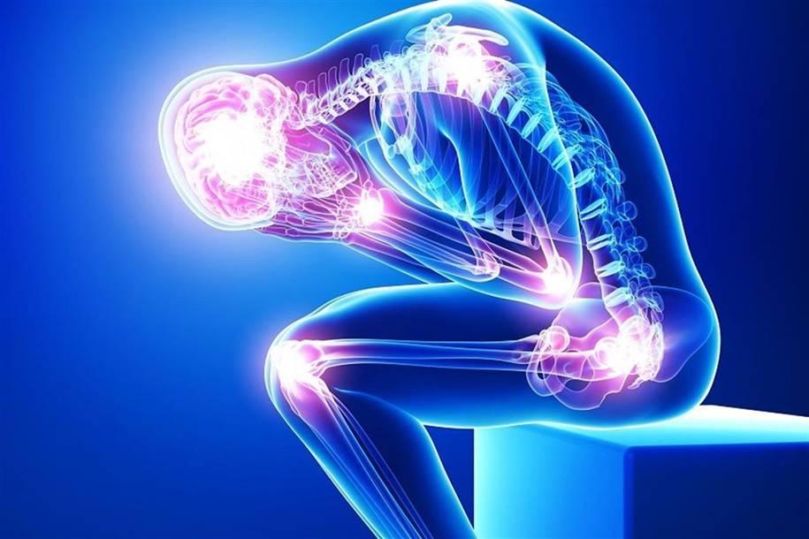 Qual a intensidade da dor - Ocitocina, um analgésico