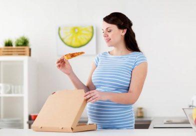 Dieta materna rica em gordura pode causar danos cerebrais no feto