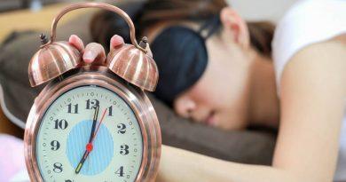 Estudo - a quantidade do sono está associado à fibrose pulmonar