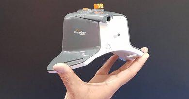 Desenvolvido primeiro robô cirúrgico endovascular totalmente descartável - Liberty
