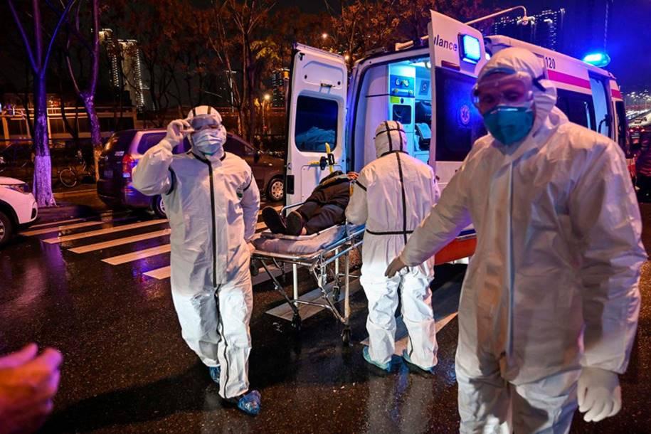 Surto de coronavírus de Wuhan é pior do que o relatado