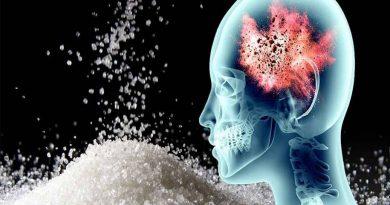 Você sabia que o açúcar muda a química do seu cérebro