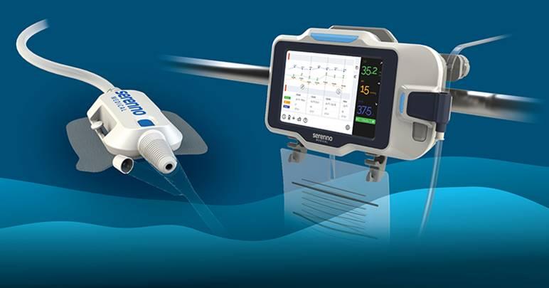 Sentinel - dispositivo que detecta danos no rins - Crédito - Serenno
