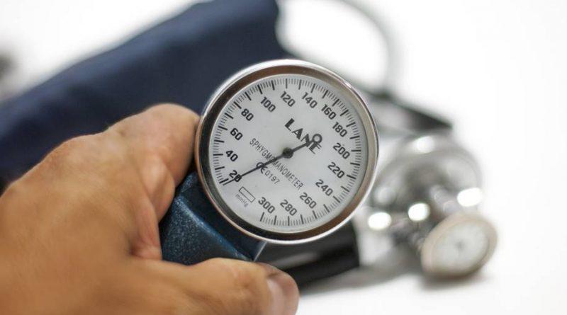 Diagnosticando de pressão alta em crianças