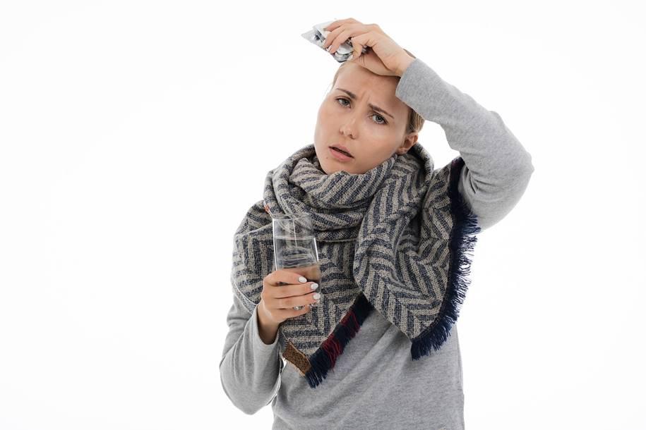 Perda de olfato e paladar como sintomas de COVID-19