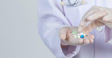 Ibuprofeno como opção para controlar a dor moderada a intensa