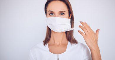 Contaminação por bactérias orais e nasofaríngeas em máscaras faciais